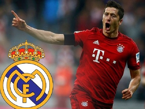 """Real Madrid âm thầm kích nổ """"bom tấn"""" Lewandowski - 1"""