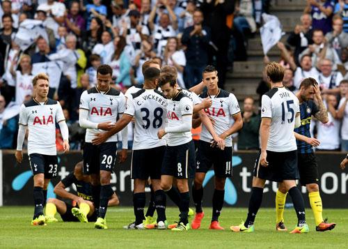 Tottenham – Inter: Hàng công bùng nổ - 1