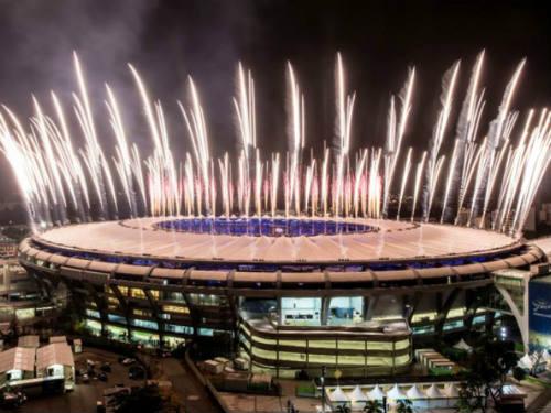 Lễ khai mạc Olympic 2016: Siêu ấn tượng, siêu rực rỡ - 13
