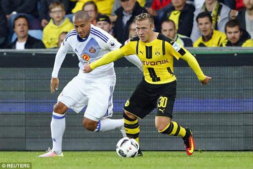 Dortmund - Sunderland: Đậm chất David Moyes - 1