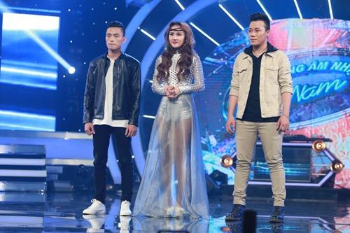 """Quán quân Sao Mai dừng chân ở Top 8 """"Vietnam Idol"""" - 2"""