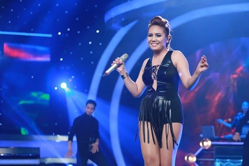 """Quán quân Sao Mai dừng chân ở Top 8 """"Vietnam Idol"""" - 3"""