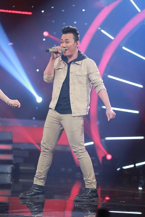"""Quán quân Sao Mai dừng chân ở Top 8 """"Vietnam Idol"""" - 7"""