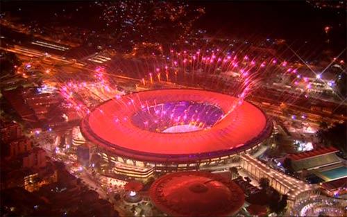 Lễ khai mạc Olympic 2016: Siêu ấn tượng, siêu rực rỡ - 10