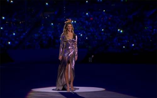 Lễ khai mạc Olympic 2016: Siêu ấn tượng, siêu rực rỡ - 11