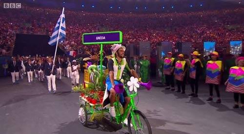 Lễ khai mạc Olympic 2016: Siêu ấn tượng, siêu rực rỡ - 9