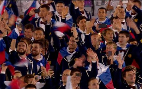 Lễ khai mạc Olympic 2016: Siêu ấn tượng, siêu rực rỡ - 4