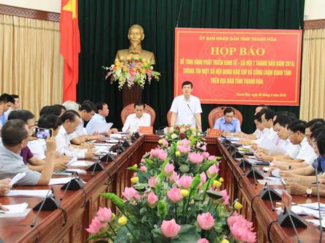 Thanh Hóa từng có 11 phó giám đốc Sở Nông nghiệp - 1
