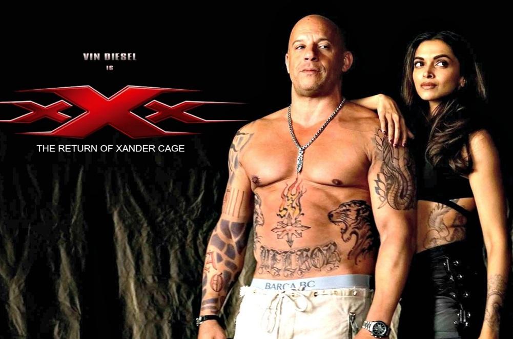 Vin Diesel cưỡi mô-tô lướt sóng truy đuổi Chân Tử Đan - 8
