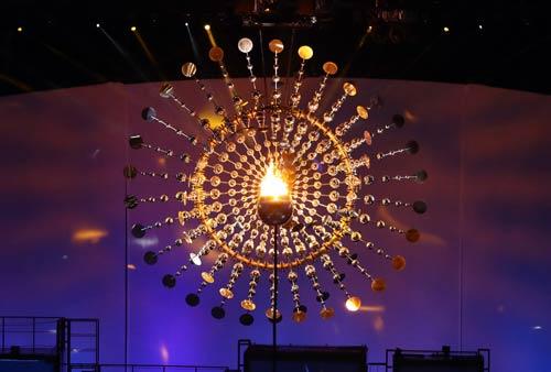 Khai mạc Olympic 2016: Lung linh, huyền ảo và cao đẹp - 9