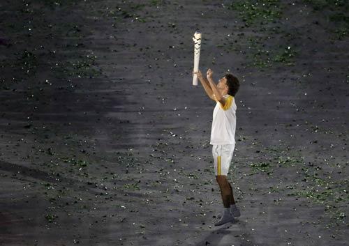 Khai mạc Olympic 2016: Lung linh, huyền ảo và cao đẹp - 8