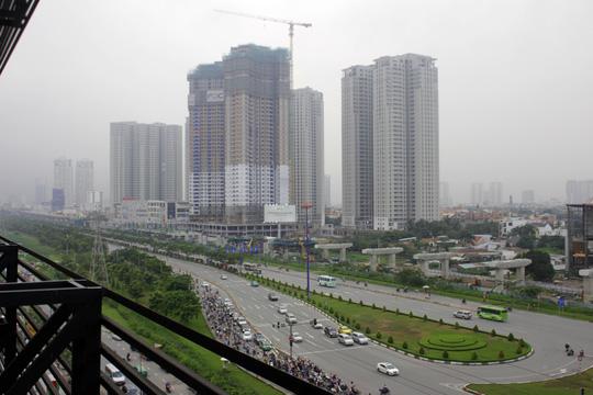 Tuyến metro Sài Gòn đầu tiên đang thành hình - 5