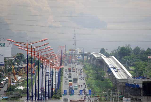 Tuyến metro Sài Gòn đầu tiên đang thành hình - 3