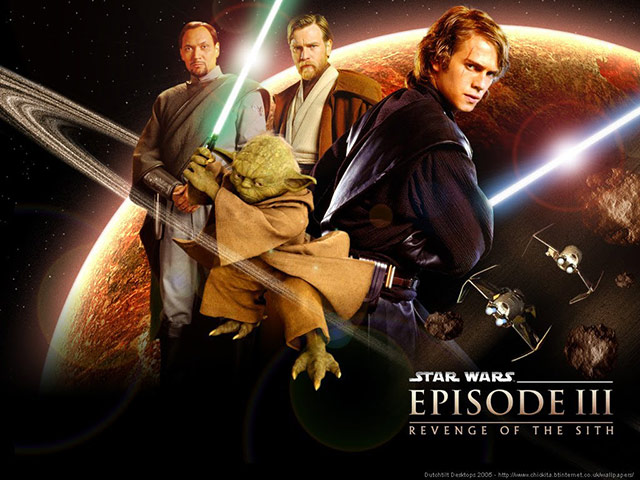 Trailer phim: Star Wars: Episode III - Revenge of the Sith - 1