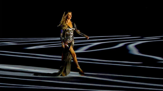 "Gisele Bundchen ""tỏa sáng"" nhất đêm khai mạc Olympic Rio - 5"