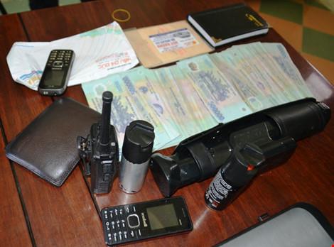 Băng nhóm giang hồ liên tỉnh bắt cóc con tin để tống tiền - 2