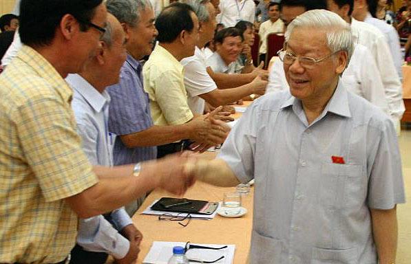 Tổng Bí thư: Mở ra nhiều đầu mối từ vụ ông Trịnh Xuân Thanh - 1