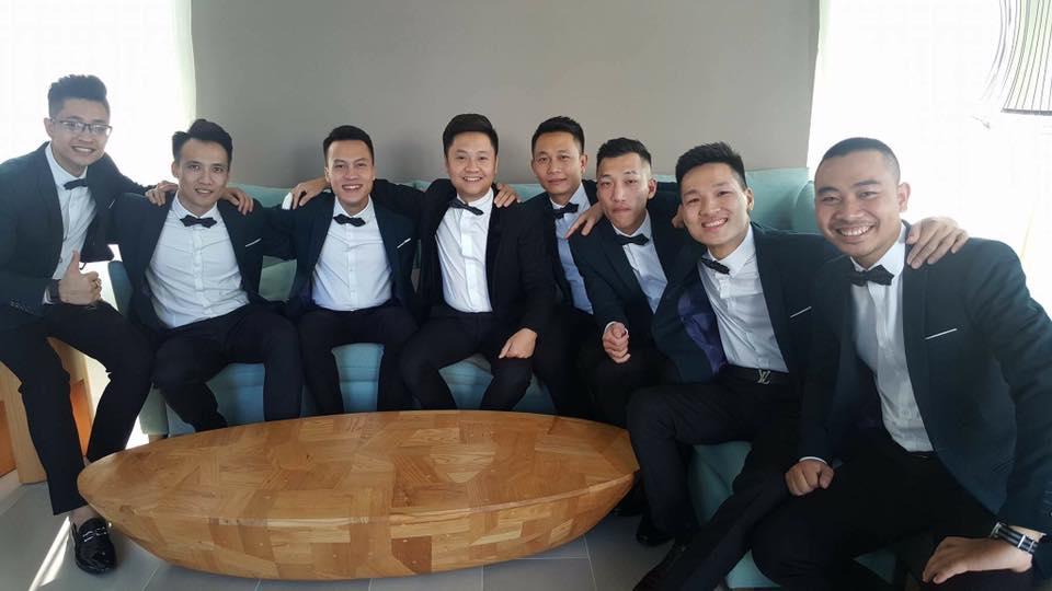 MC Mai Ngọc rạng rỡ chụp ảnh cưới trên biển - 7