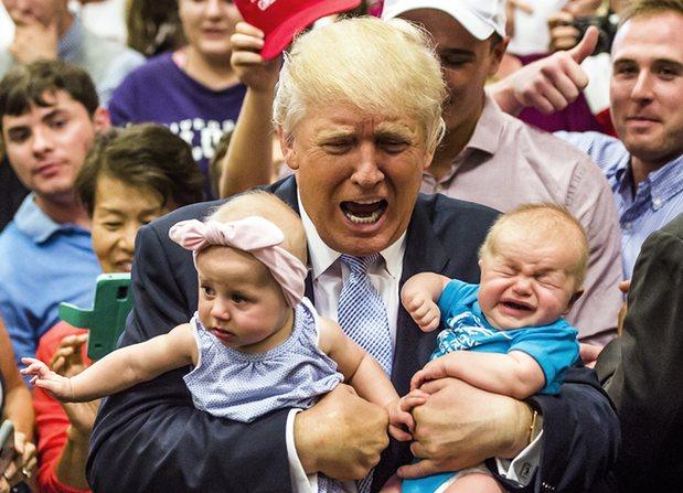 Donald Trump tự hại mình thế nào - 3