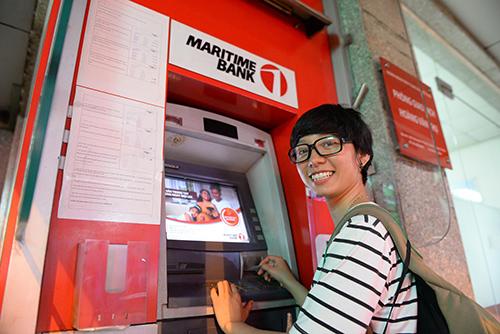 """Maritime Bank gây bất ngờ lớn với """"Cây ATM biết nói"""" - 3"""