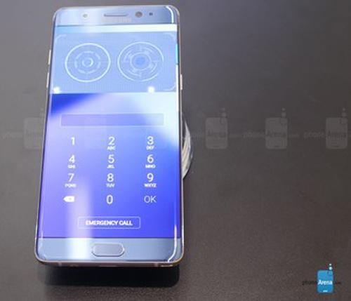 Samsung xác nhận công nghệ máy quét sẽ đến với điện thoại tầm trung - 1
