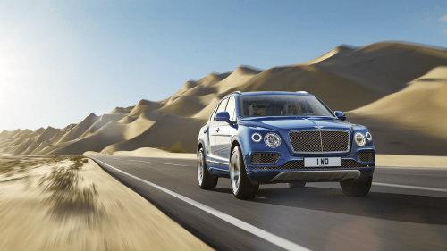 Top 10 xe SUV cho nhà giàu thích đi dã ngoại - 1
