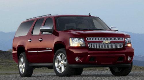 Top 10 xe SUV cho nhà giàu thích đi dã ngoại - 3