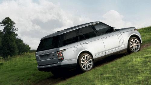 Top 10 xe SUV cho nhà giàu thích đi dã ngoại - 6