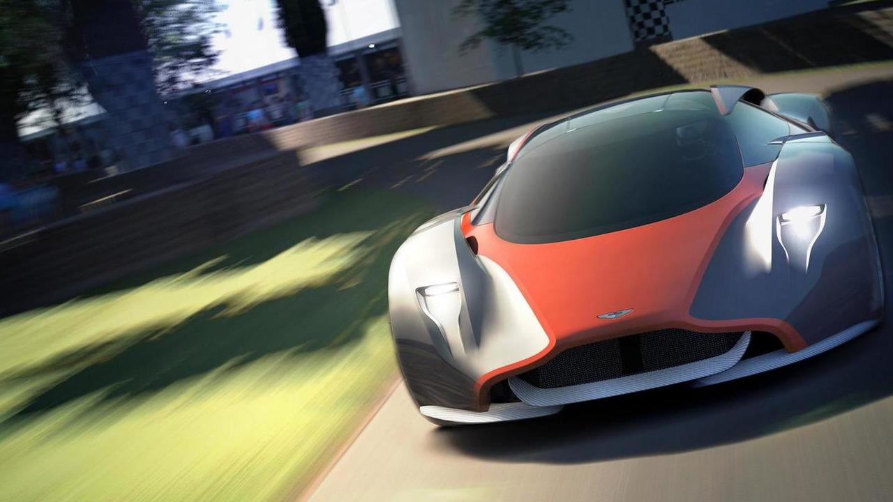 Siêu phẩm Aston Martin V8 Supercar lộ diện - 2