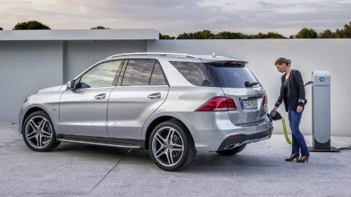 Mercedes-Benz GLE 500e 4Matic về Đông Nam Á giá 2,8 tỷ đồng - 1