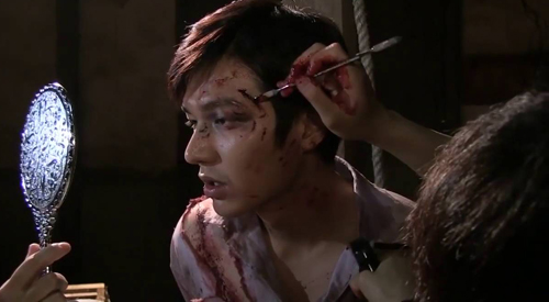Sự thật những cảnh quay thót tim trong phim Hàn - 14
