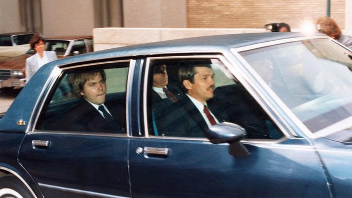 Ảnh hiếm: Toàn cảnh vụ ám sát Tổng thống Mỹ Reagan - 2