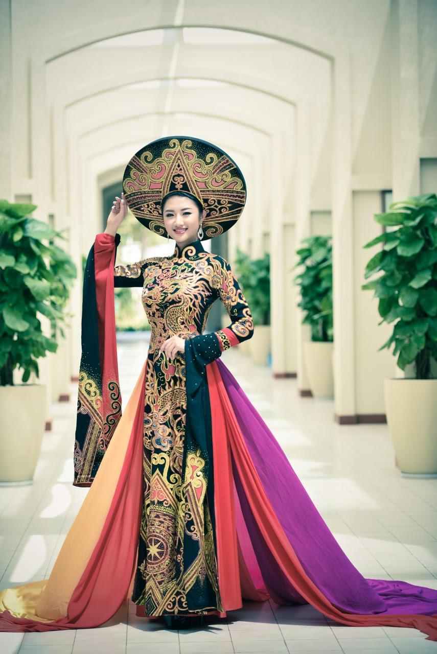 Hoa hậu Bản sắc: Nữ du học sinh gây sốt vì cực ăn ảnh - 5
