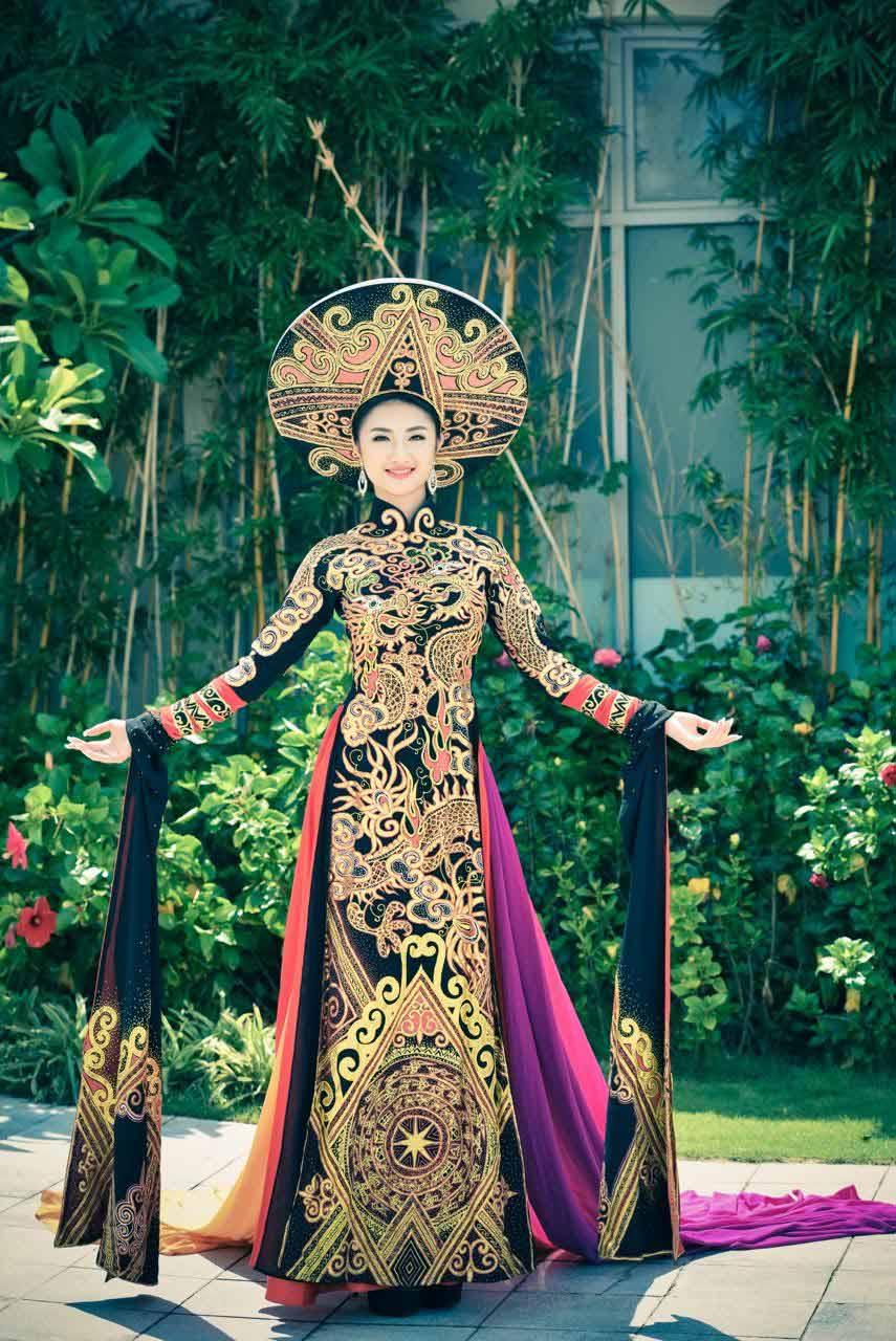 Hoa hậu Bản sắc: Nữ du học sinh gây sốt vì cực ăn ảnh - 4