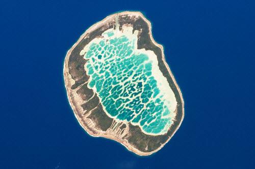 Khám phá đảo hình nhẫn giữa Thái Bình Dương - 1