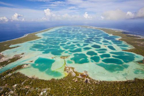 Khám phá đảo hình nhẫn giữa Thái Bình Dương - 2