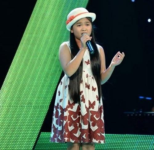 Thiện Nhân phổng phao sau 2 năm đăng quang The Voice Kids - 1