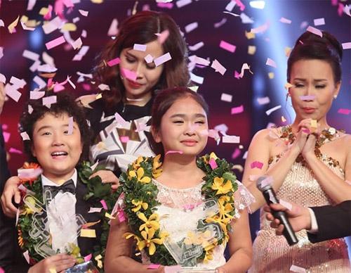 Thiện Nhân phổng phao sau 2 năm đăng quang The Voice Kids - 3