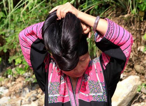 Bên trong ngôi làng phụ nữ chỉ cắt tóc một lần trong đời - 5