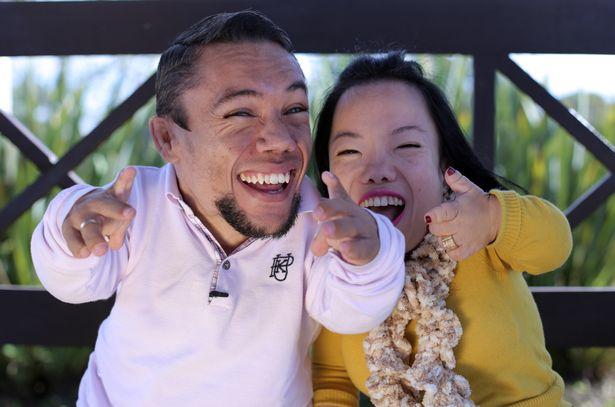 Cái kết viên mãn cho cặp đôi lùn nhất thế giới - 1