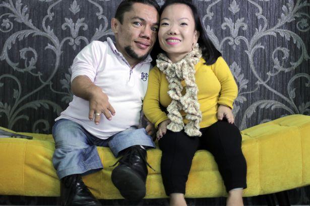 Cái kết viên mãn cho cặp đôi lùn nhất thế giới - 5