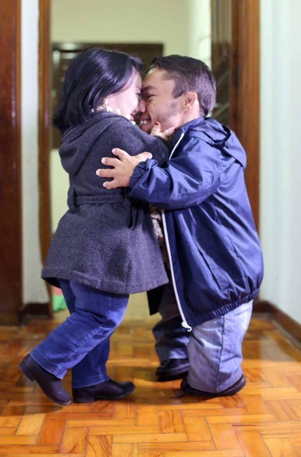 Cái kết viên mãn cho cặp đôi lùn nhất thế giới - 4