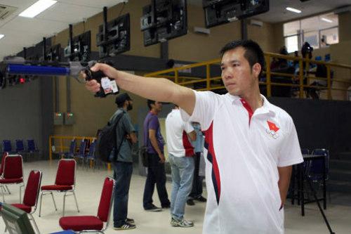 Hoàng Xuân Vinh: Từ kém duyên đến người hùng Olympic - 4