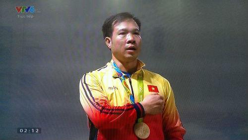 Olympic 2016: Hoàng Xuân Vinh giành tấm HCV lịch sử - 3