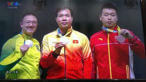 Olympic 2016: Hoàng Xuân Vinh giành tấm HCV lịch sử - 2