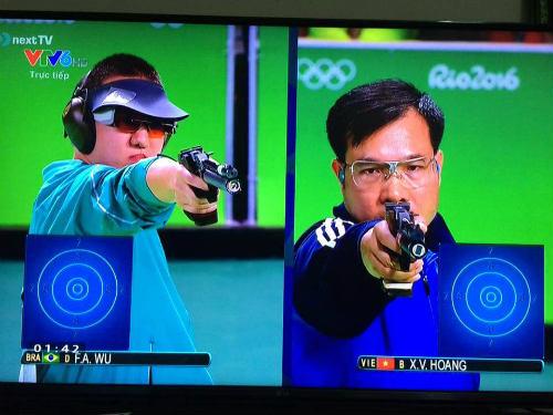 Hoàng Xuân Vinh: Từ kém duyên đến người hùng Olympic - 1