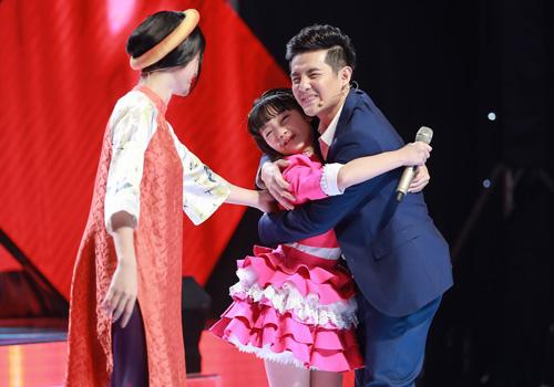 Cô bé hát Quốc ca 12 tuổi gây sốt The Voice Kids - 4