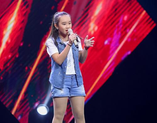 Cô bé hát Quốc ca 12 tuổi gây sốt The Voice Kids - 7