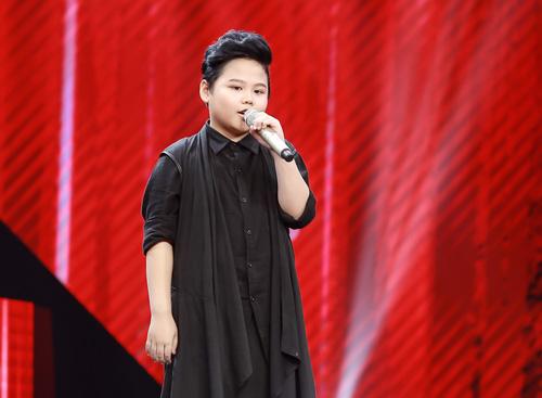 Cô bé hát Quốc ca 12 tuổi gây sốt The Voice Kids - 8