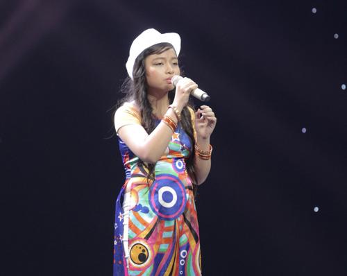 Cô bé hát Quốc ca 12 tuổi gây sốt The Voice Kids - 10